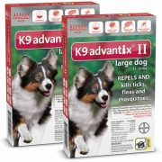 Advantix II RED