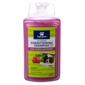Top Paw Sun-Kissed Raspberry Scented Conditioning Dog Shampoo