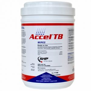 Accel TB Disinfectant Wipes