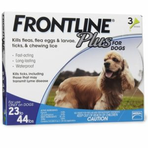 FRONTLINE Plus Blue