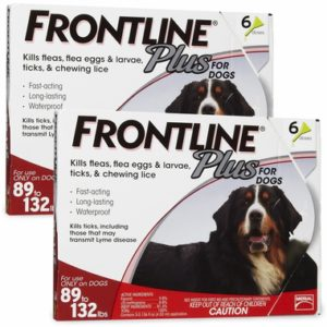 FRONTLINE Plus Red Dogs