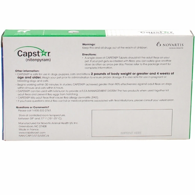 CAPSTAR Green for Dogs