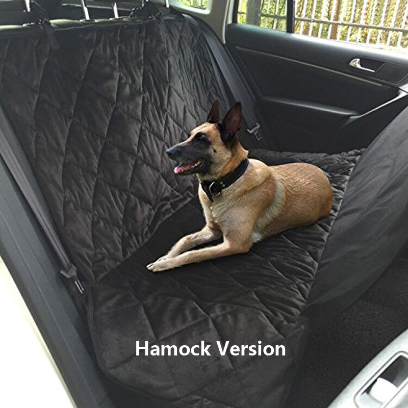 Incredible Dog Car Back Seat Cover Mat Waterproof Caraccident5 Cool Chair Designs And Ideas Caraccident5Info